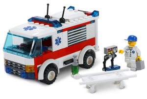 No article on healthcare is complete without random photos of ambulances.