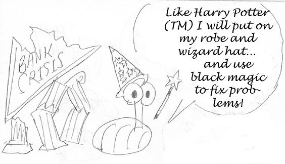 Harry Potter Slug