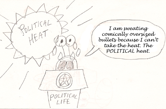 Political Heat Slug