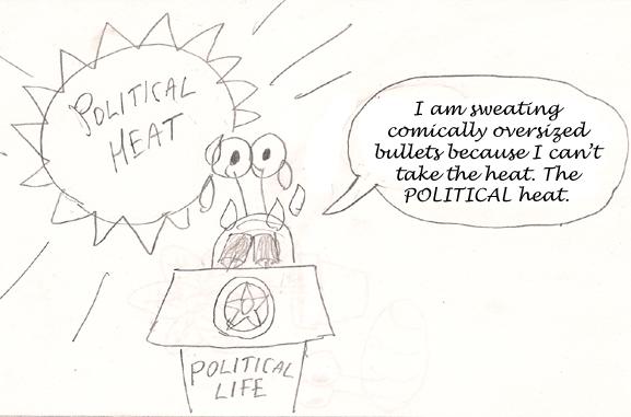 Political Heat Slug